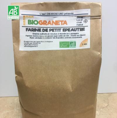 farine de petit epautre bio