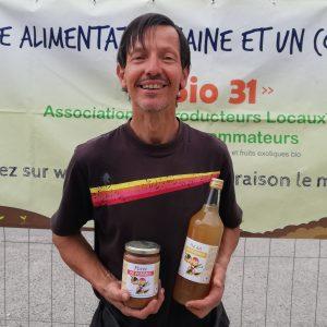 Pierre Souvestre pommiculteur
